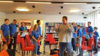 Workshop voor orkest en koor